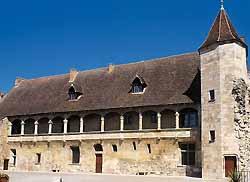 château de Nérac (CRTA / JJ Brochard)