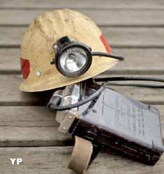 Lampe type Carmaux (Donatien Rousseau, mission photographique du Conseil général du Tarn)