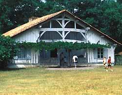 Ecomusée de la Grande Lande à Marquèze (Sabres)