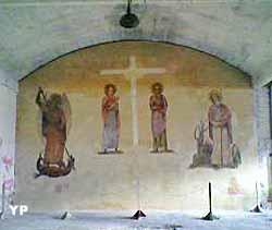 Chapelle de l'Ancien Séminaire des Barbelés (Les amis de Franz Stock)