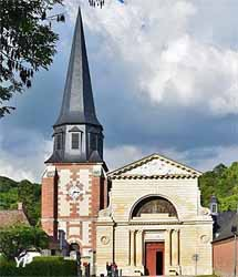 Église Sainte-Cécile (D. Labert)
