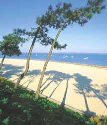 plage de Moulleau (doc. CRTA / JJ Brochard)