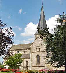Église Saint-Laurent (doc. Mairie de Saint-Laurent-en-Caux)