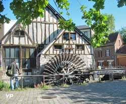 Moulin de la Pannevert (Sylvie Lesage)