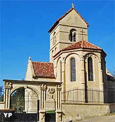 Chapelle Saint-Nicolas de Morlange (Armand Giacomel)