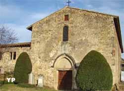 Couvent des Cordeliers de Charrière (Association Patrimoine Castelneuvois)