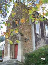Temple de Jouy (Eglise Réformée de Jouy)