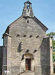 Chapelle de Lenoux (Association Laives Patrimoine)