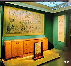 Salle à manger / Coll. Saint-Germain-en-Laye, Musée municipal (Sully-Jaulmes Paul Vera)