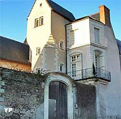 Hôtel de Tinténiac, puis Grandet de la Plesse (P. Iogna-Prat)