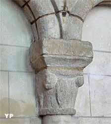 Chapiteau (XIe siècle)