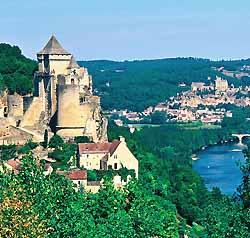 château de Castelnaud (CRTA / JJ Brochard)