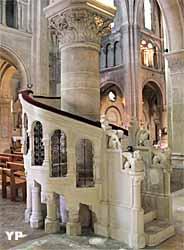 Basilique Saint-Denys, chaire