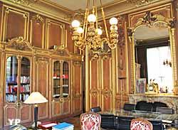 Hôtel de Bourvallais - bureau Danton
