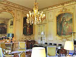 Hôtel de Bourvallais - Grand salon