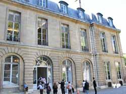 Hôtel de Bourvallais