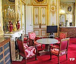 Hôtel de Bourvallais - salon des portraits