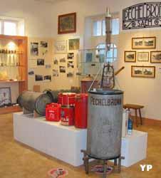 Musée Français du Pétrole - salle 2