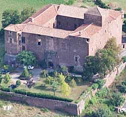 Château épiscopal (Mairie de Saint-Izaire)