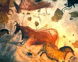 grotte préhistorique de Lascaux