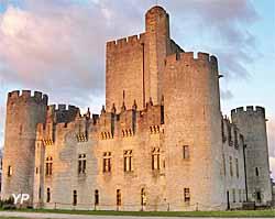 château de Roquetaillade (doc. CRTA / JJ Brochard)