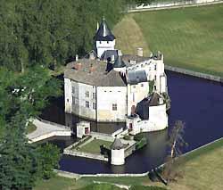 château de Montesquieu à La Brède (CRTA / JJ Brochard)