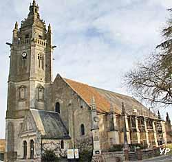 Église Notre-Dame Saint-Santin