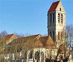 Église Saint-Côme-et-Saint-Damien (Yalta Production)