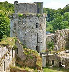 Château de Tonquédec (doc. Yalta Production)