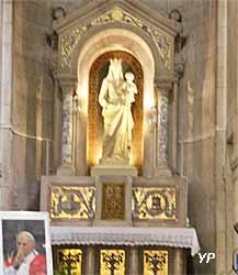 Basilique Saint Martin - chapelle de la Vierge