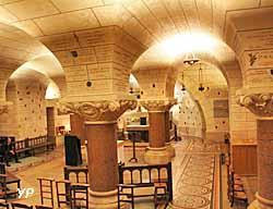 Basilique Saint Martin - crypte