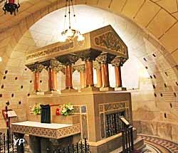 Basilique Saint Martin - tombeau de saint Martin