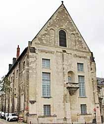 Palais des archevêques - salle des Etats Généraux