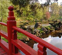 Parc oriental de Maulévrier (D. Drouet / CDTA)