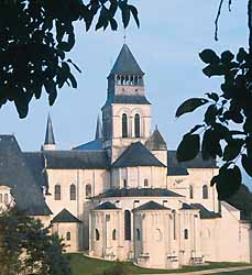 abbaye de Fontevraud (doc. S. Clément / CDTA)