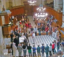 Oratoire du Louvre - communion Sainte cène