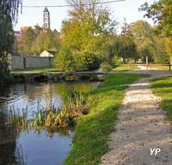 Château-Landon - parc de la Tabarderie (OTSI Château-Landon)