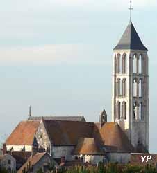 Château-Landon - église Notre-Dame
