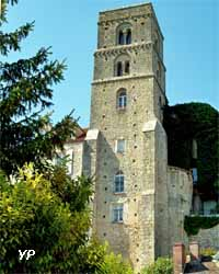 Tour Saint Thugal (doc. OTSI Château-Landon)