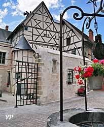 Maison à colombages (XVe siècle)