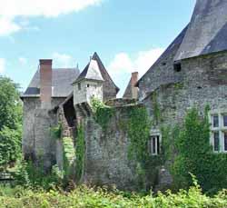 château du Plessy-Macé
