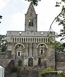 château du Plessy-Macé - donjon