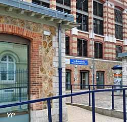 Médiathèque Buanderie Anne Capezzuoli (Ville de Clamart)