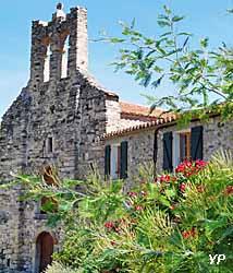 Chapelle Sainte-Marie de Riquer