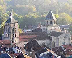 Abbatiale Saint-Pierre (OT Beaulieu)