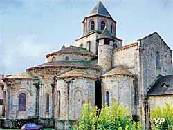 Abbatiale Saint-Pierre - chevet