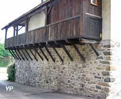 Maison typique sur les quais