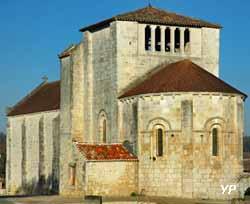 Église Saint-Christophe (doc. Mairie de Claix)