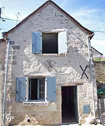 Halte Jacquaire (Commune de Sainte Maure de Touraine)