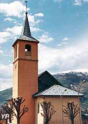 Église baroque Saint Pierre (OT Séez)